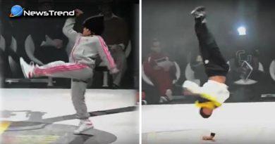 kids break dance