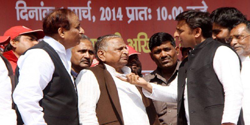 Akhilesh yadav terminates shivpal yadav from cabinet