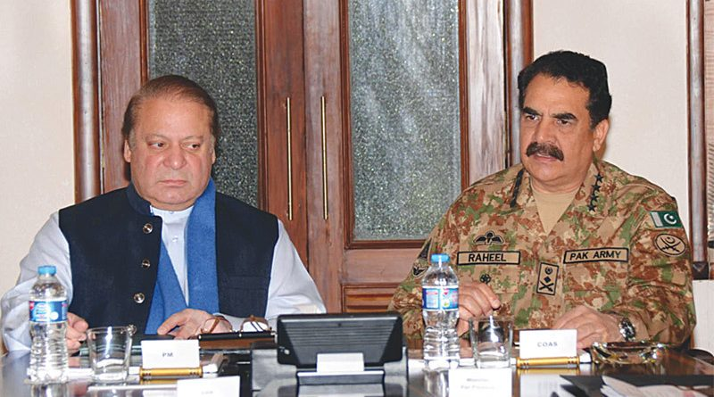 Army General Raheel warned