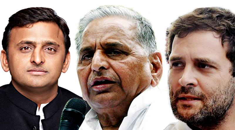 यूपी चुनावः कांग्रेस को बड़ा झटका, यह दिग्गज कांग्रेसी नेता थाम सकती हैं भाजपा का दामन