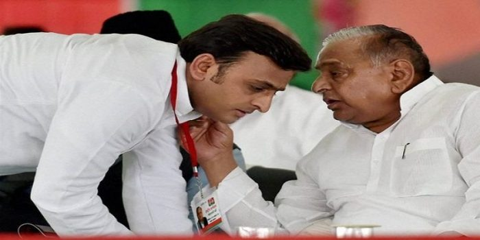 Mulayam will eject out Akhilesh from the party