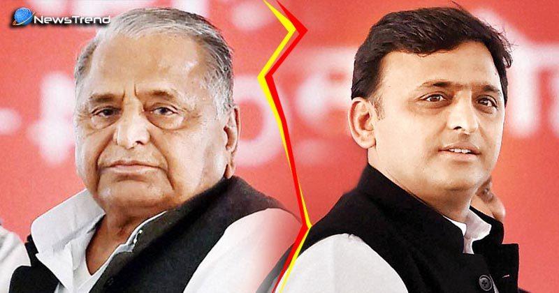 Mulayam singh yadav take decision on samajwadi party crisis