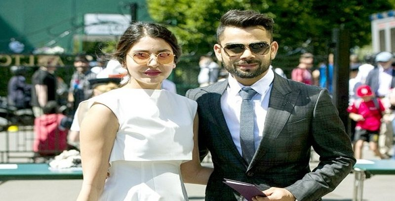 Virat kohli girlfriend asks school in school