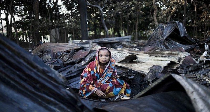 Attack on Bangladeshi Hindus