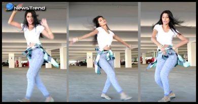 इस लड़की ने किया ऐसा भारतीय नृत्य जिसे देखकर बड़े- बड़े डांसर भी शर्मा जायेंगे