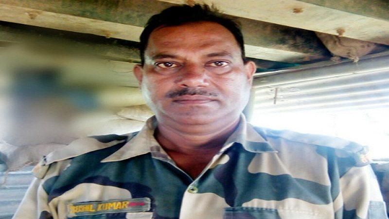 bsf head constable died in pakistan firing jammu