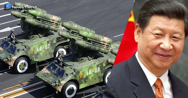 जानें चीन के हथियारों के बारे में