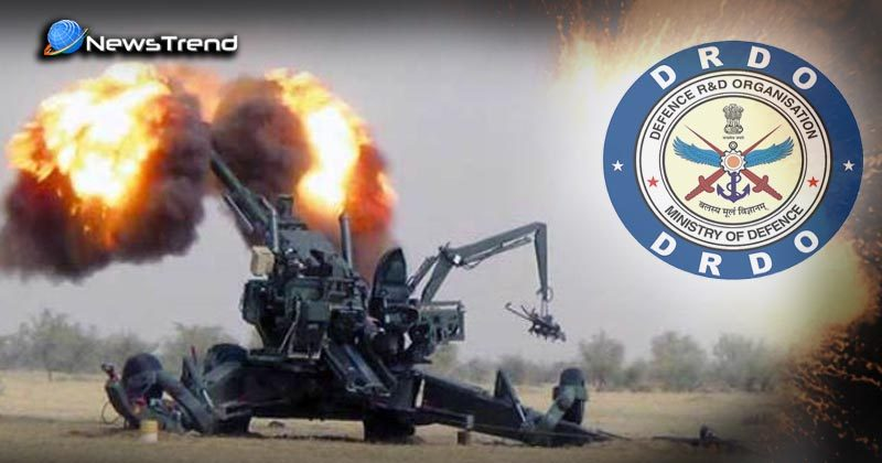 DRDO successfully tested ATAGS cannons