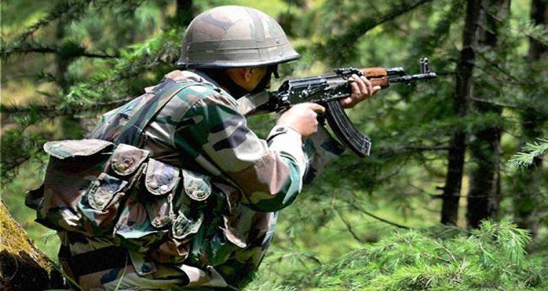 जम्मू-कश्मीरः VIDEO में देखिए, BSF की कार्रवाई पर कैसे दुम दबाकर भागे आतंकी,