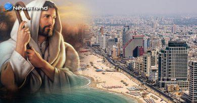 ईसा मसीह की कर्मभूमि