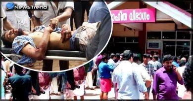 Bjp's worker murdered