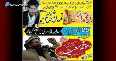 Uri attack in posters pasted lashkar claims responsibility