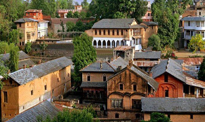 भारत के खूबसूरत गांवों