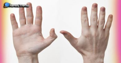fingers reading