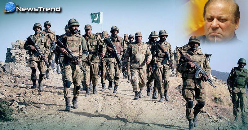 pakistan surgical strike