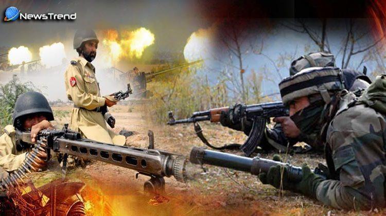 भारतीय सेना का पाकिस्तान को मुंहतोड़ जवाब, मार गिराए 5 पाक सैनिक!