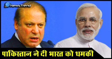 Pakistan threat to India