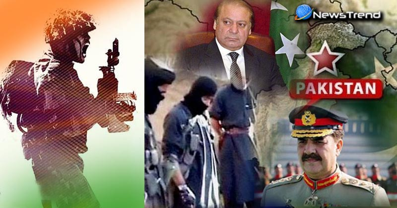 Pakistani army, government and terrorists isolated
