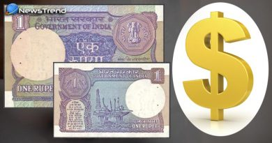one rupee note expensive than dollar