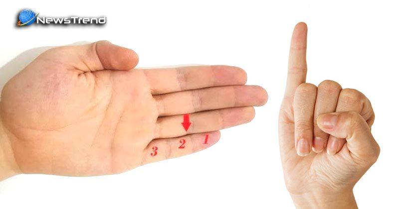 little finger reading
