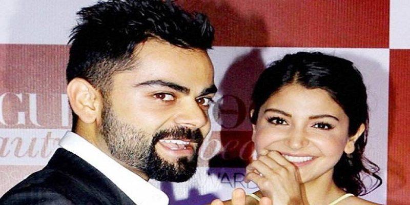 Virat kohli girlfriend asks school in school