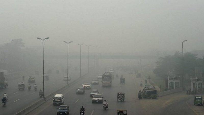 Air pollution in Delhi and lahore