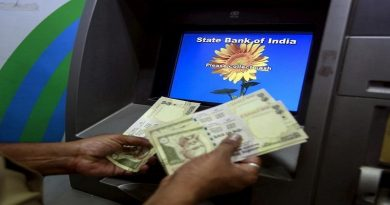 Cash deposited in Jan Dhan accounts
