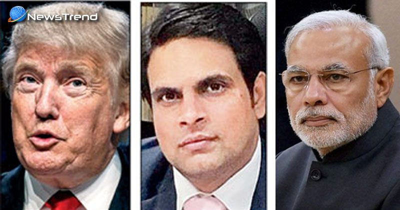 Amrish Tyagi Important Roll Trump Victory