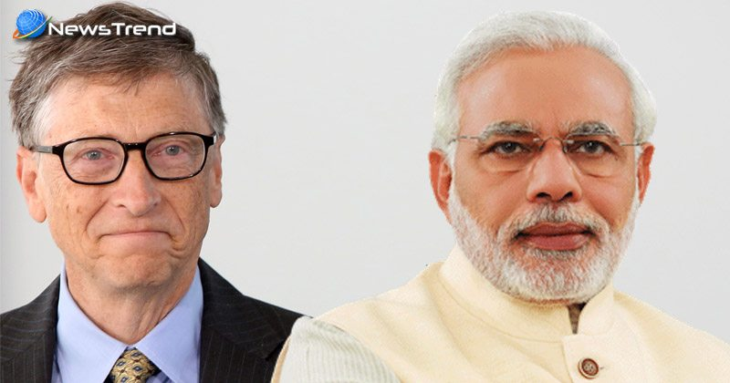 Bill Gates on Demonetisation
