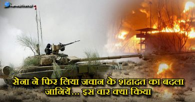 India inflicts damage Pakistani Posts