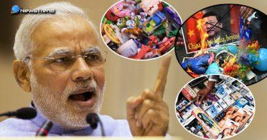 चीन को भारतीय बाजार से बाहर