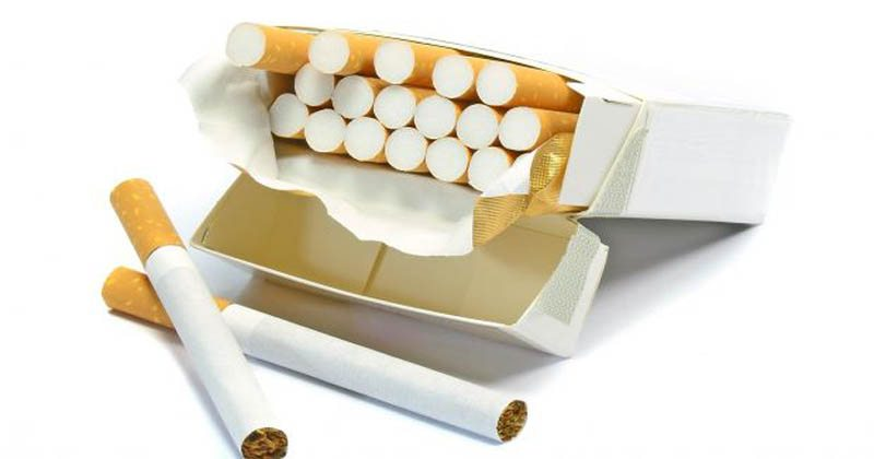 cigarette sells down 40 percent after note ban