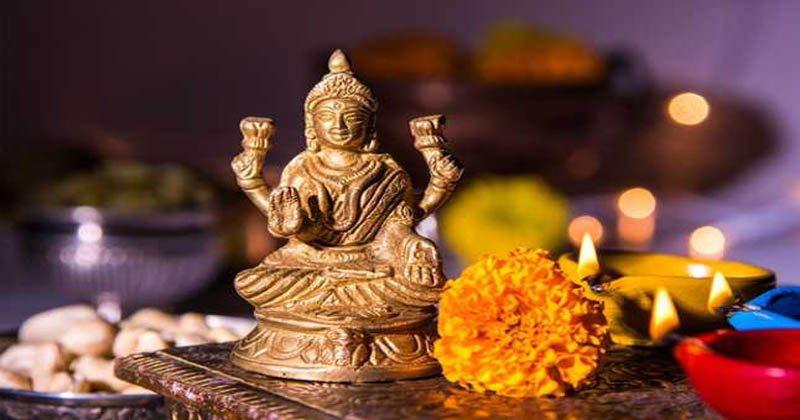 goddess lakshmi blessings