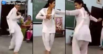 hariyanvi school girls dance