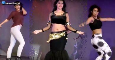 IIT Delhi, लड़कियों ने बेबी डॉल गाने पर ऐसा डांस किया सनी लियॉन भी शर्मा जाए