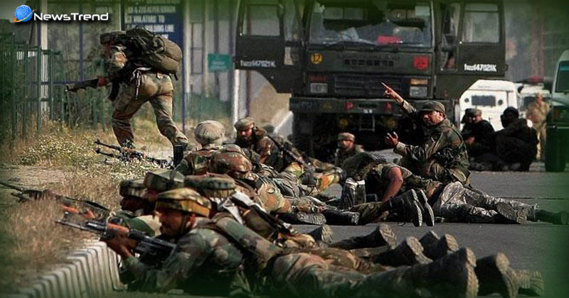 Terrorist Killed in Shopian Encounter