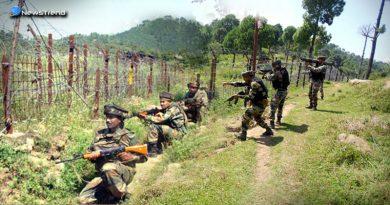 Pakistan violate ceasefire in Mendhr sector
