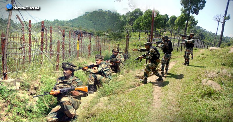 Pakistan violate ceasefire in Mendhr sector