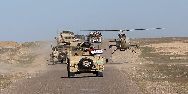 Mosul battle Islamic State