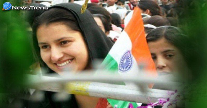 Muslim girl in survey on demonetization