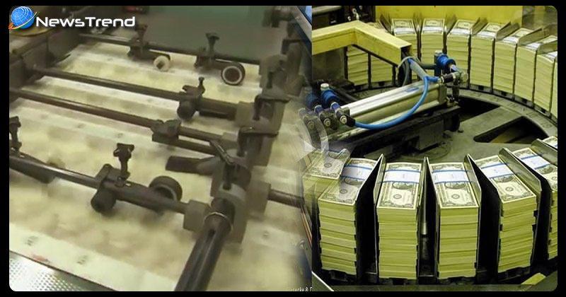 Photo of देखें वीडियो – जानिए कैसे छपते हैं नोट! प्रिटिंग प्रेस से आपके जेब तक कैसा होता है नोट का सफर!