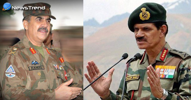 Indian army rejects claims of Pakistan