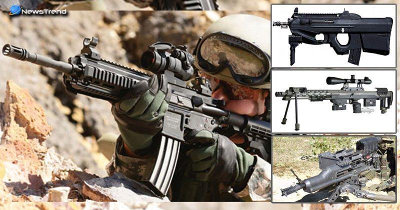 दुनिया की 10 सबसे खतरनाक बंदूकें