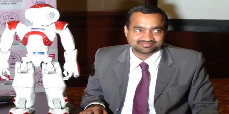 लक्ष्मी रोबोट