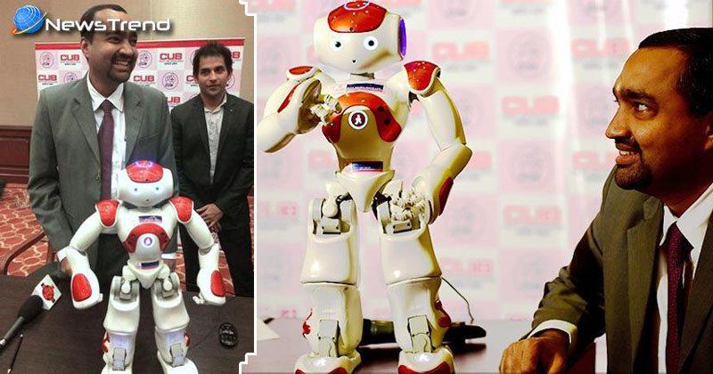 Photo of भारत ने बढ़ाया तकनीक की तरफ एक और कदम, बनाया बैंक में काम करने के लिए लक्ष्मी नाम का रोबोट!