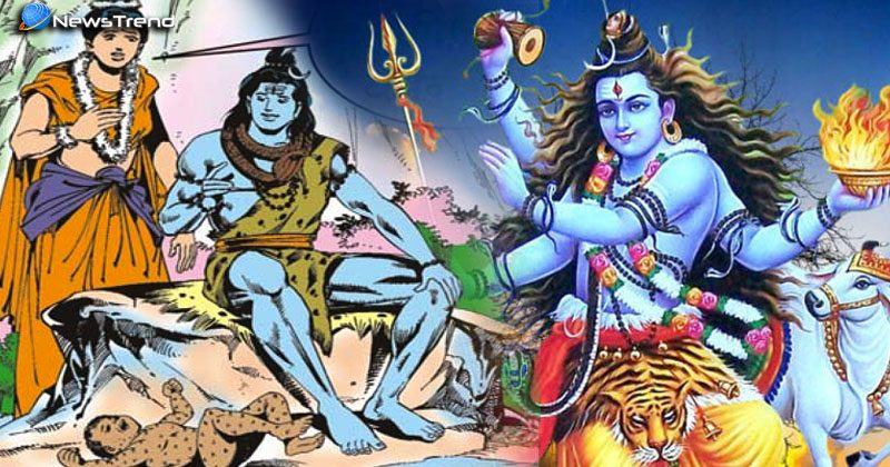 शिव जी ने किया अपने ही पुत्र का वध, शिव जी का पुत्र माना जाता है अंधकासुर