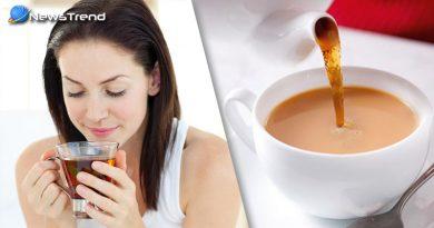 bed tea side effect