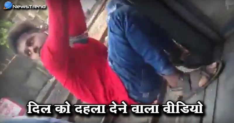 ट्रेन में स्टंट दिखाने के दौरान घटी घटना, युवक ने गँवाई अपनी जान