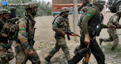 Ceasefire violation by Pakistan