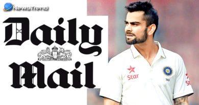 british media attacks virat kohli ban ball tempering